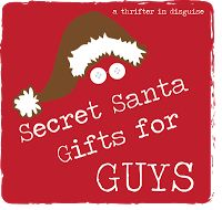A Thrifter in Disguise: Secret Santa Saturday: Gifts for a Dollar