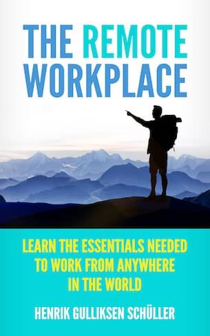 This concise eBook covers the essentials you need to become a digital nomad in just 50 pages. Giving you the opportunity to achieve your very own remote workplace.