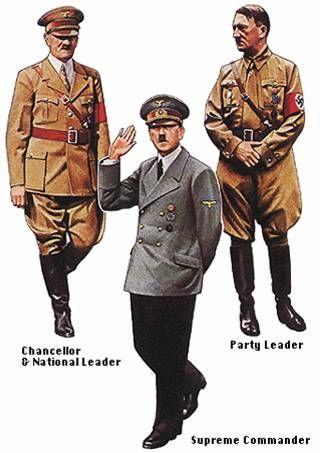 Hugo Boss se disculpó por su pasado Nazi - Taringa!