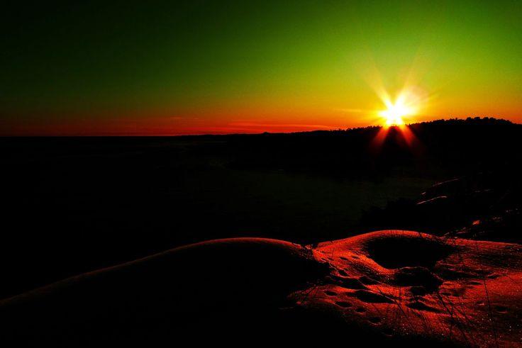 Sunset edit