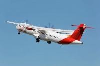 Avianca recibió su primer avión ATR 72-600 en Paris