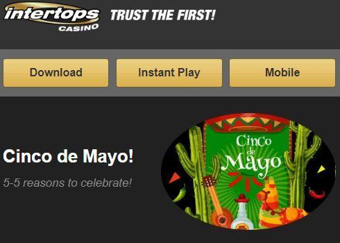 Intertops casino classic bonus codes