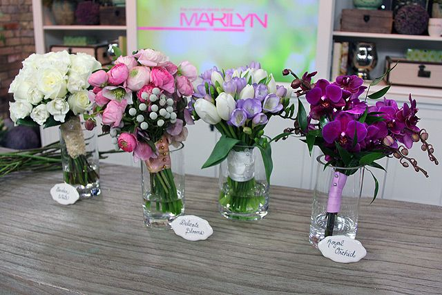 Wedding Floral Forecast - Find the perfect bouquet!