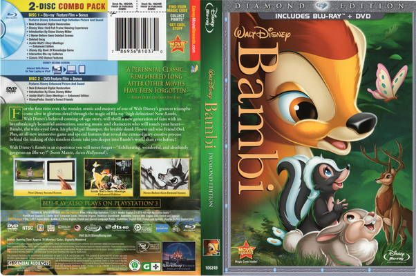Best 25 Bambi Dvd Ideas On Pinterest Disney Films