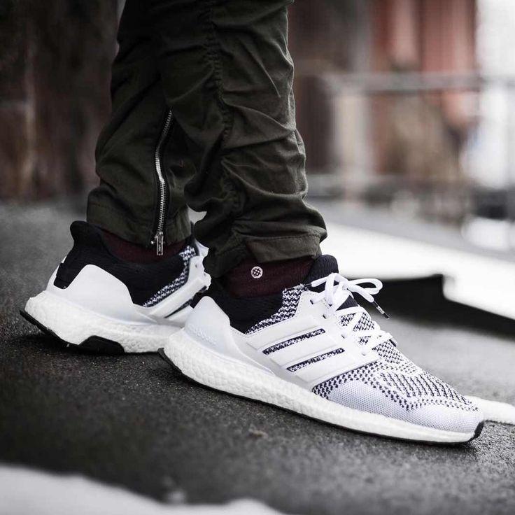 klekt presents adidas ultra boost sneakers on feet john