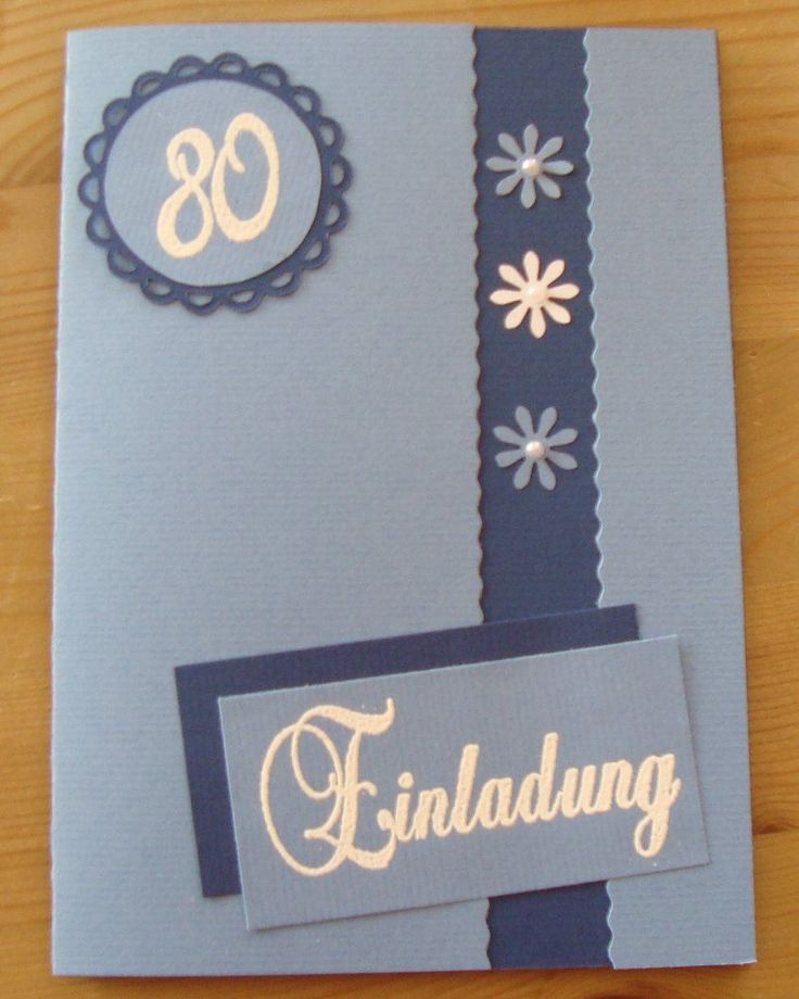 80 Geburtstag Einladung Vorlage Kostenlos