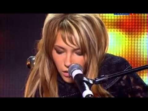 Фактор А Юлия Самойлова  - Молитва  красивый голос