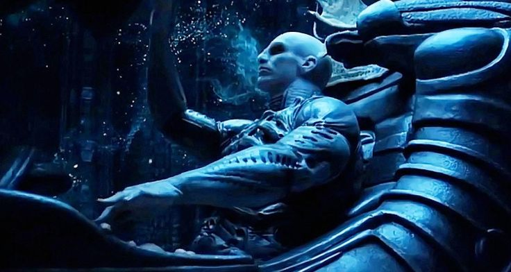 Alien: Paradise Lost script undergoing revisions 2 months before filming begins?
