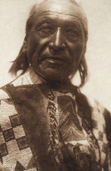 He Crow - Ogalala  (The North American Indian, v. III. Cambridge, MA: The University Press, 1908)