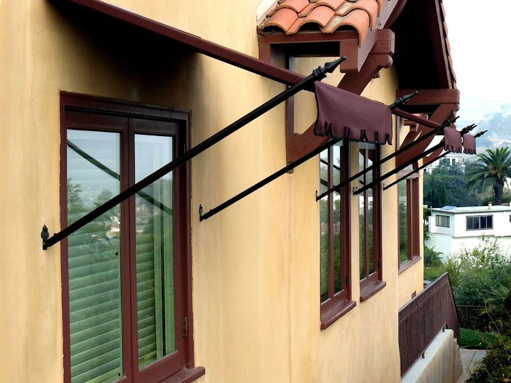 17 Best Awnings Ideas For Mediterranean Homes Images On
