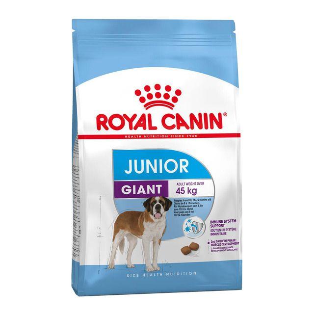 Royal Canin Pienso Para Perros Royal Canin Giant Junior 15 Kg En