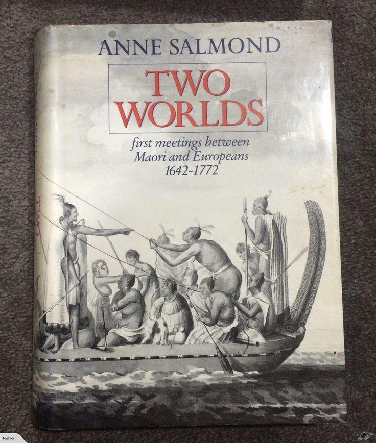 RARE Two Worlds - first meetings Maori & Europeans | Trade Me