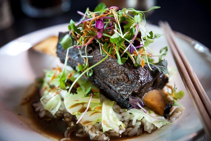 Spiced Soy Beef Short Ribs | http://www.tonicandsoul.com/spiced-soy-beef-short-ribs/