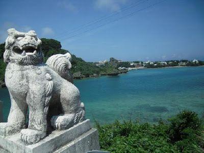 Okinawa, ilha do verão eterno - Japão