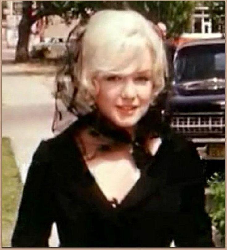 Marilyn Monroe at Clark Gable's Son, John's Christening. June 11, 1961