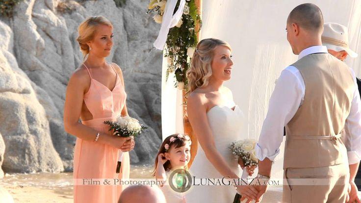 "Preview ""Destination Wedding"" Huatulco, Mexico. Andrea & Max"