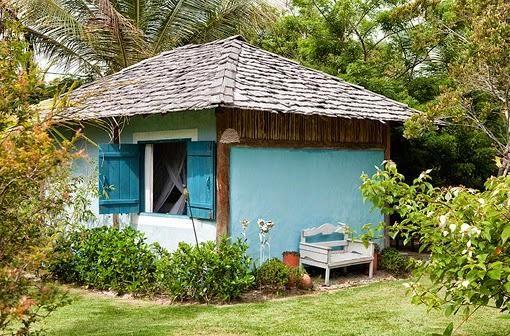 Una pequeña cabaña de vacaciones en Brasil, ¡descúbrela!
