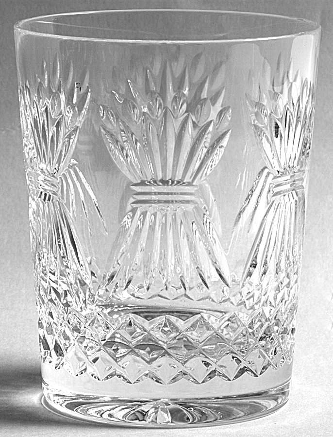 f77030f7f50 Waterford MILLENNIUM SERIES Prosperity Double Old Fashioned Glass 4534593