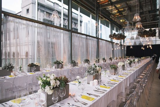 Industrial Style Melbourne Wedding Venues - Polka Dot Bride
