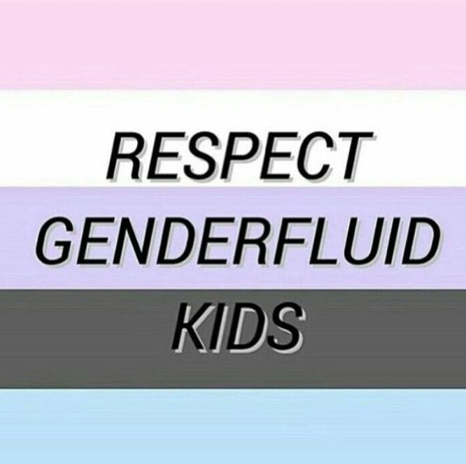 Please do... some of my friends are trans/gender fluid and they're just as much of a person as you are.. and if you don't accept them, then they're probably more of a person than you are