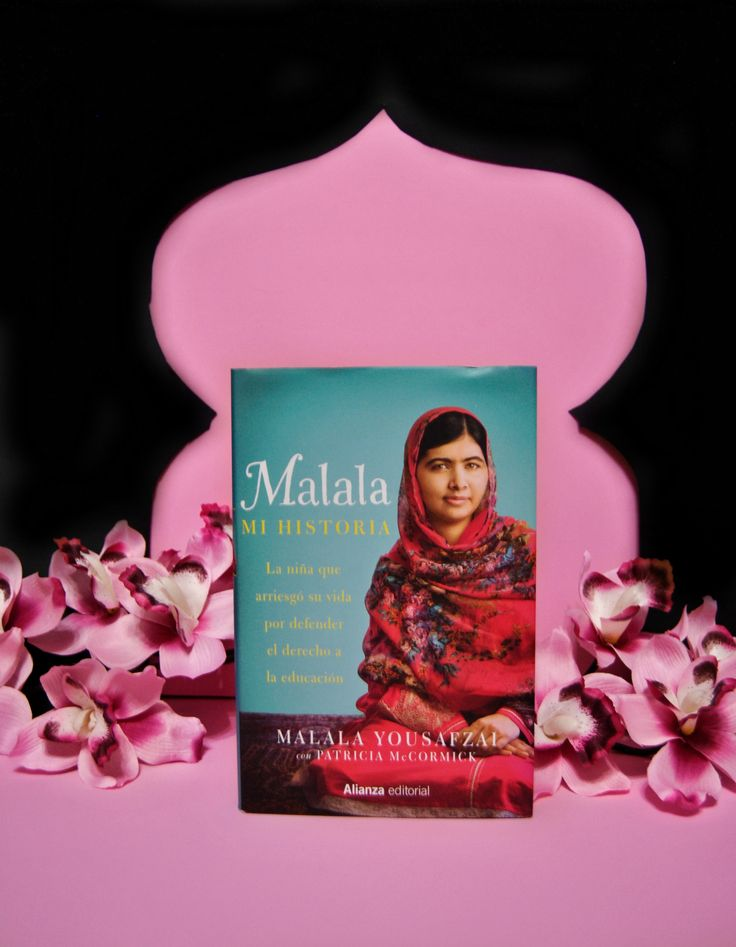 RESEÑA DE MALALA: MI HISTORIA DE MALALA YOUSAFZAI CON PATRICIA MCCORMICK. Foto by Irune