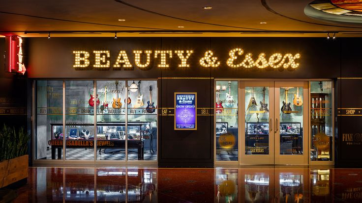 New Restaurants Las Vegas | Beauty & Essex | Cosmopolitan