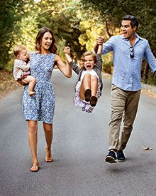 """Jessica Alba, Founder of Honest Company. """"I created The Honest Company to help moms and to give all children a better, safer start."""""""