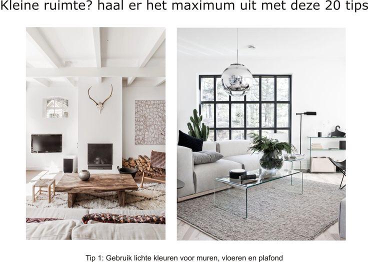 Kleine ruimte 20 tips - Interieurontwerp Concept Link Diest https://sites.google.com/site/conceptlinkdesign/compact-wonen/kleine-ruimte-20-tips