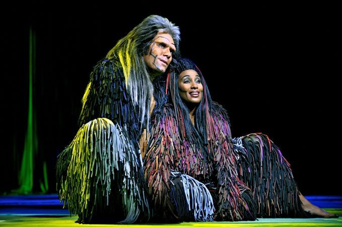 Tarzan on Pinterest | Tarzan Musical, Out Of Africa and Musicals