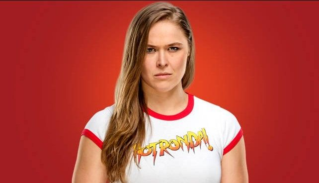 According to the PWInsider news portal, former UFC female bantamweight champion and new WWE Superstar Rousey is in Milwaukee and will appear tomorrow on Monday Night Raw.  Rousey was not officially announced, however, the portal reports that the MMA expeller is in the city where WWE will hold Raw and will surely appear during the program.   ##WWE #Kurtangle #Raw #RondaRousey #StephanieMcMAhon #TripleH #WrestlingNews