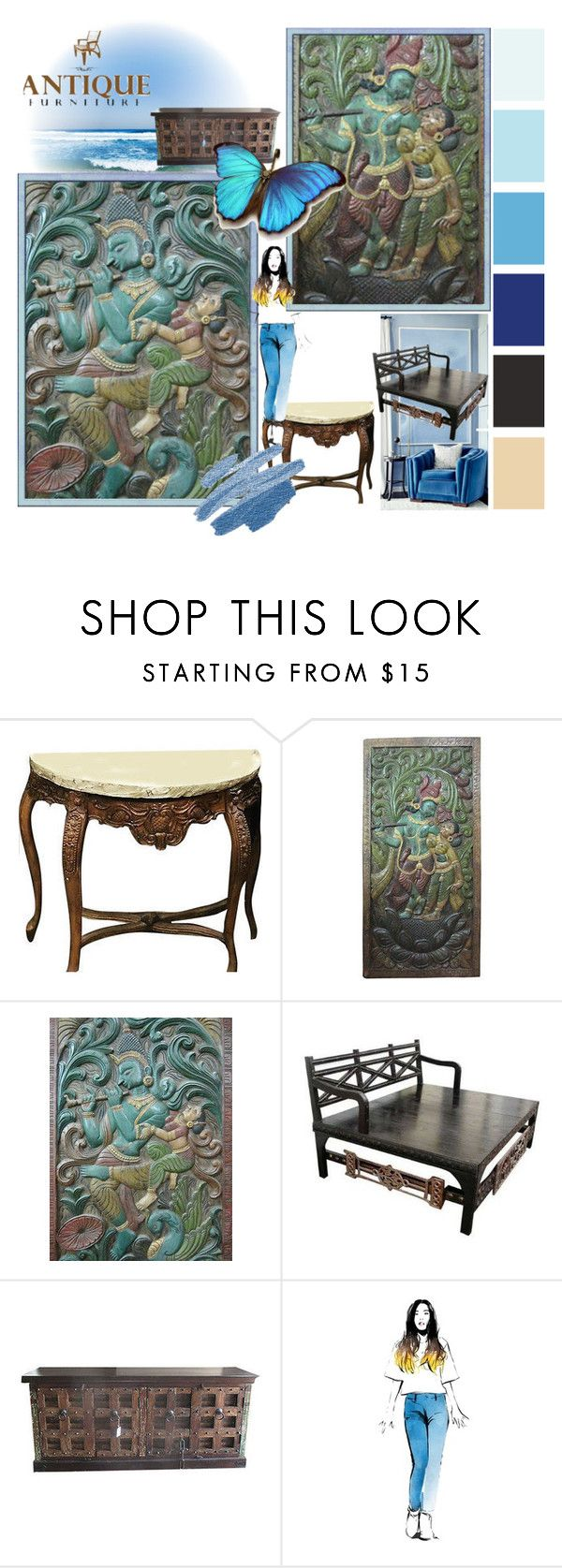 Antique Door Panel by baydeals on Polyvore featuring wallart, wallhanging, wallpanel and doorpanel   http://stores.ebay.com/mogulgallery/CARVED-DOORS-/_i.html?_fsub=353415319&_sid=3781319&_trksid=p4634.c0.m322