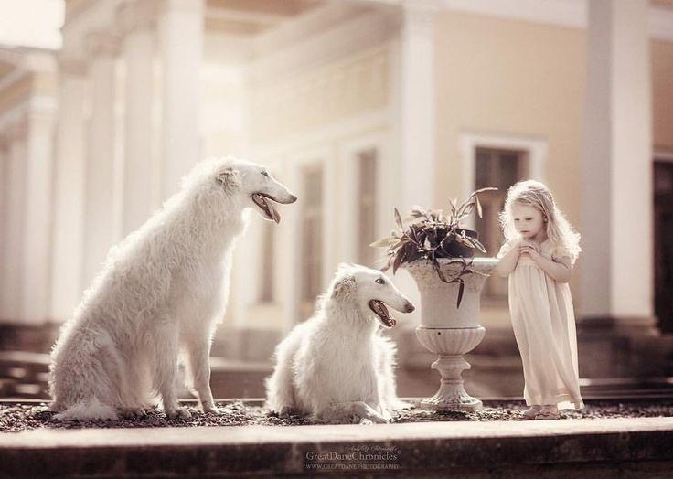 いいね!55件、コメント2件 ― Andy Seliverstoffさん(@andyseliverstoff)のInstagramアカウント: 「In the Vintage Mood #littlekidsandtheirbigdogs」