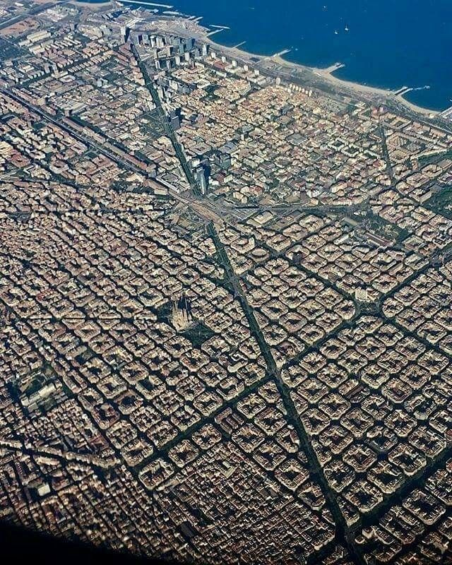 New York was built on this idea from Barcelona