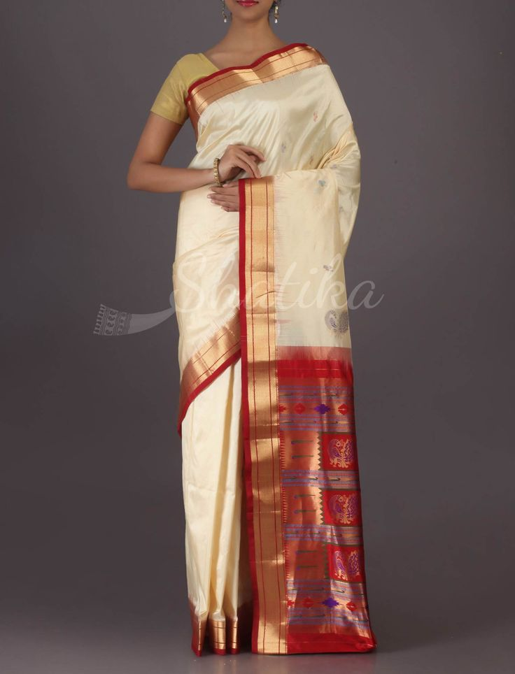 Rekha Rich Paithani Inspired Dignified #BangaloreWeddingSilkSaree