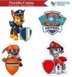 festa patrulha canina - Pesquisa Google