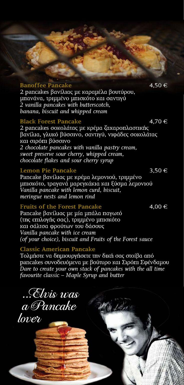 Γλυκές Προτάσεις Pancake ( 2 )