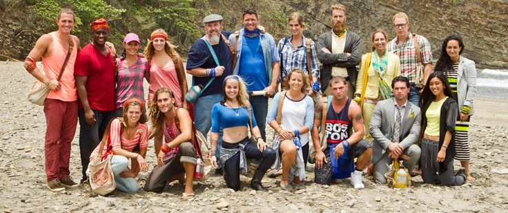 New Cast, New Theme: Here's Your First Look at Survivor's 30th Season - Survivor - CBS.com