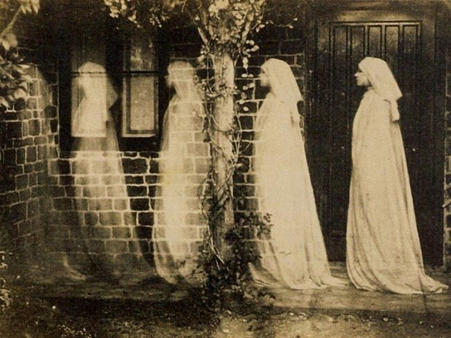 The original Ghostbusters!  Life after death has held a mysterious fascination for centuries. In the late 1800s, those at the forefront of ethereal research decided to inject a little bureaucracy into proceedings, and thus came about the spookiest census to date.