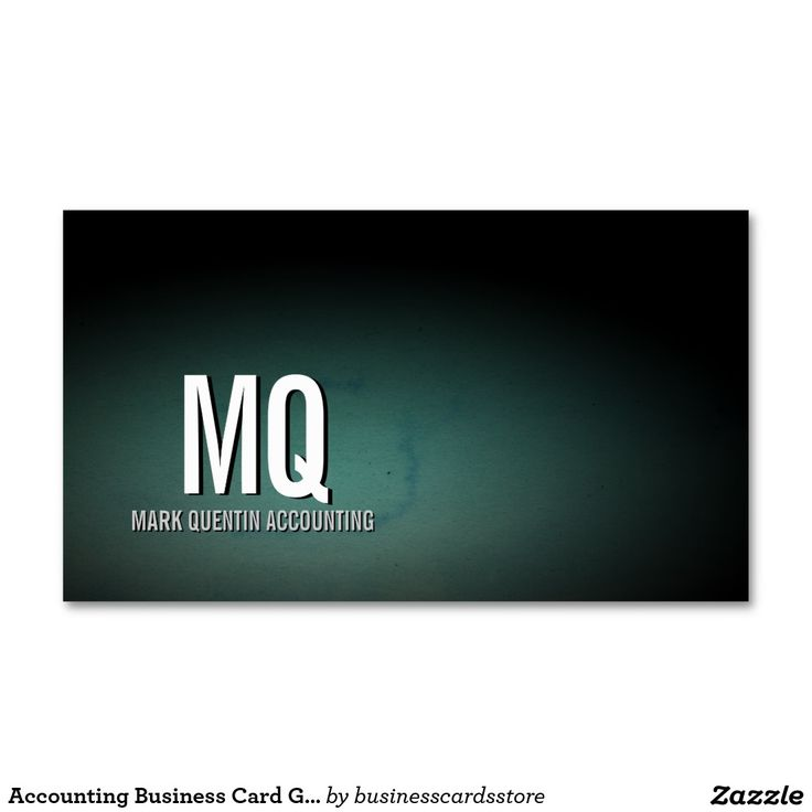 24 best Monogram & Initials Business Cards images on Pinterest ...
