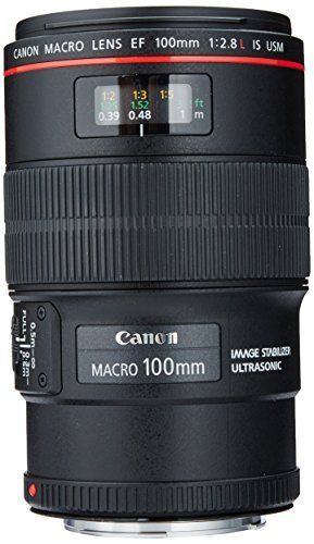 Canon Ef 100Mm F/2.8L Is Usm Macro Lens For Canon Digital Slr Cameras, 2015 Amazon Top Rated Lenses #Photography