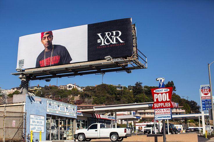 clothing based billboards - Rapunga Google