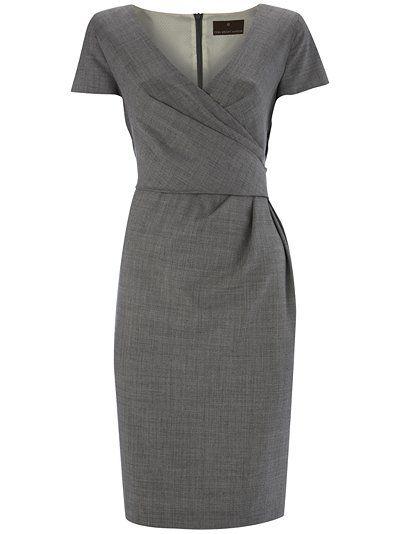 Best 25  Grey work dresses ideas on Pinterest | Gray dress ...