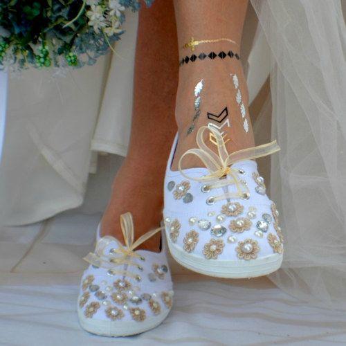 Svatební boty trochu jinak Love