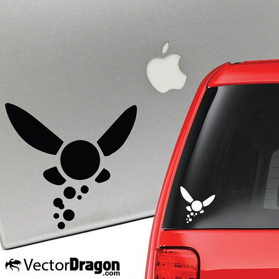 Hey, I found this really awesome Etsy listing at https://www.etsy.com/listing/196753833/zelda-navi-vinyl-decal-for-laptop-or-car