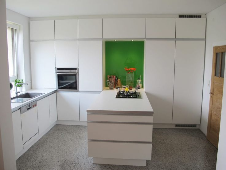 21 besten kitchen Bilder auf Pinterest Küchen, Küche klein und - durchreiche kuche wohnzimmer modern