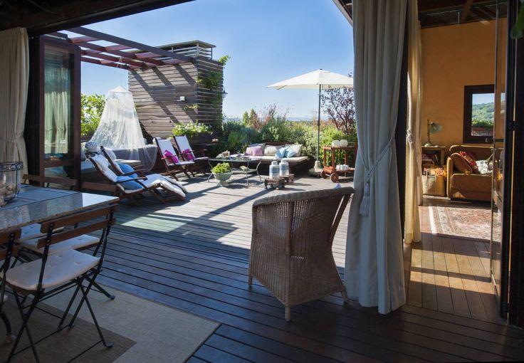 Балкон и терраса в стиле модерн от Giardini Giordani