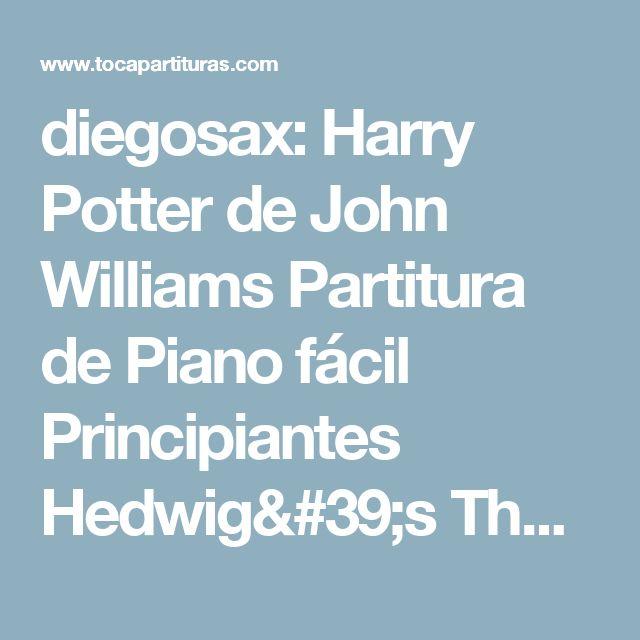 Best 25+ Hedwigs Theme Piano Ideas On Pinterest