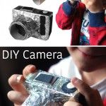 DIY Camera for kids