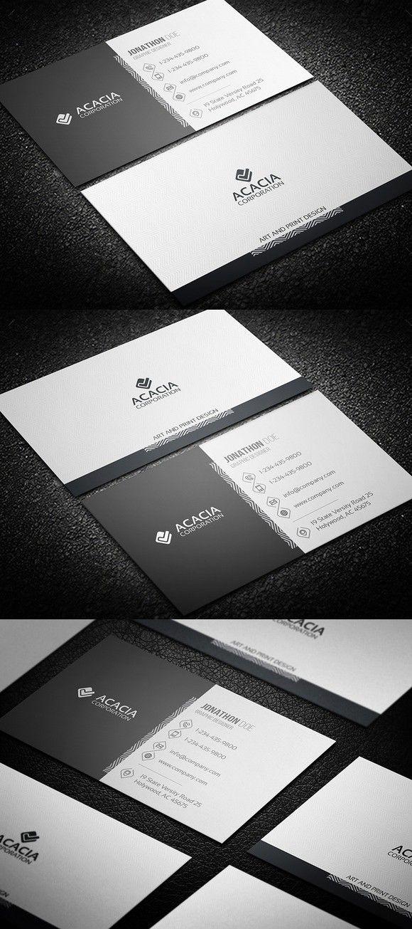15 best Business Card images on Pinterest | Business card design ...