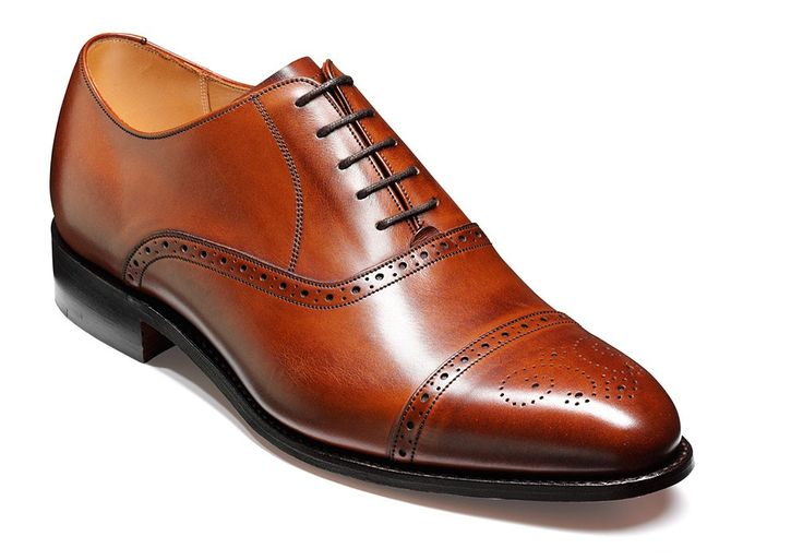 Barker Devon Shoes for Men | Robinson's Shoemakers